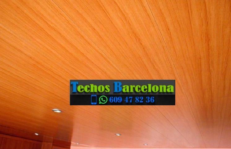 Presupuestos de techos de aluminio en Sant Feliu de Llobregat Barcelona