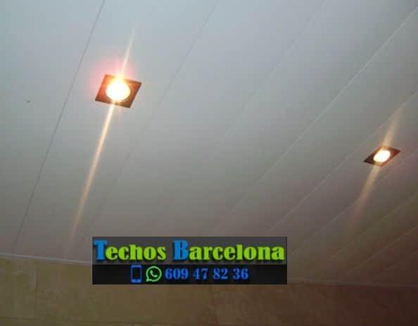 Presupuestos de techos de aluminio en Sant Iscle de Vallalta Barcelona