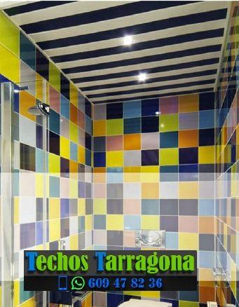 Presupuestos de techos de aluminio en Sant Jaume dels Domenys Tarragona
