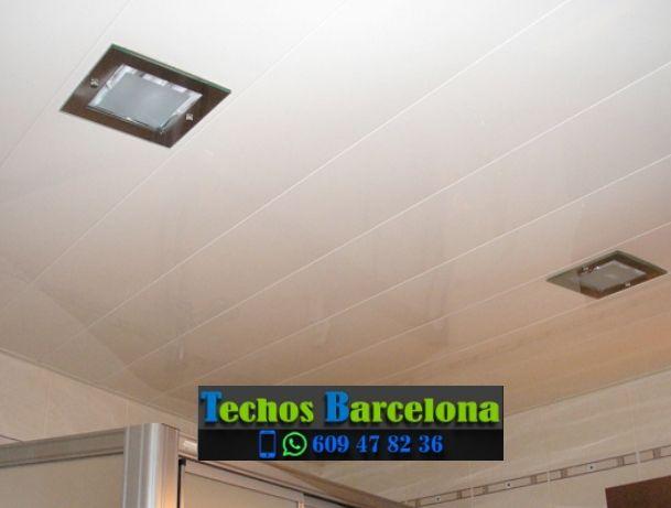 Presupuestos de techos de aluminio en Sant Joan Despí Barcelona