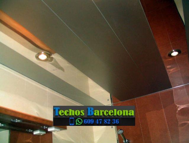 Presupuestos de techos de aluminio en Sant Joan de Vilatorrada Barcelona
