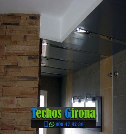 Presupuestos de techos de aluminio en Sant Jordi Desvalls Girona