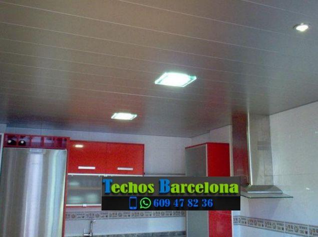 Presupuestos de techos de aluminio en Sant Julià de Cerdanyola Barcelona