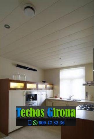 Presupuestos de techos de aluminio en Sant Julià de Ramis Girona
