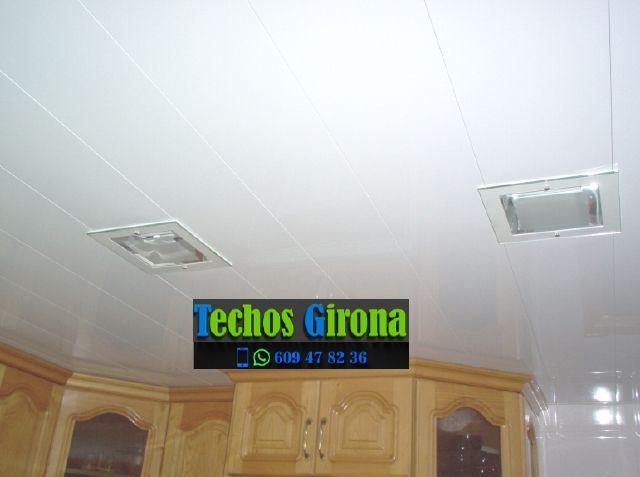 Presupuestos de techos de aluminio en Sant Julià del Llor i Bonmatí Girona