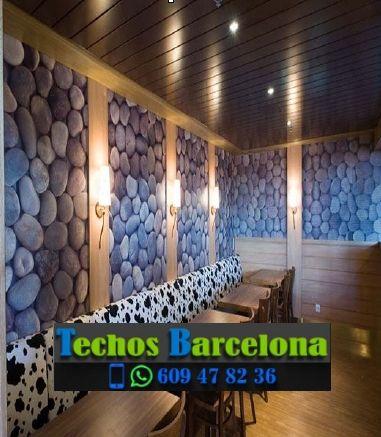 Presupuestos de techos de aluminio en Sant Martí Sesgueioles Barcelona