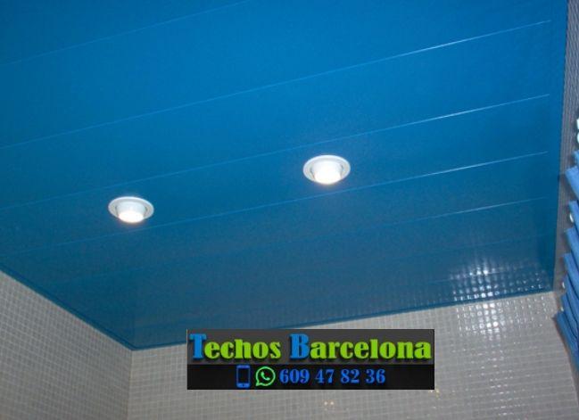 Presupuestos de techos de aluminio en Sant Martí de Centelles Barcelona