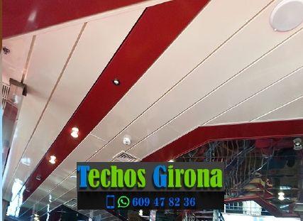 Presupuestos de techos de aluminio en Sant Miquel de Fluvià Girona