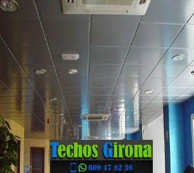 Presupuestos de techos de aluminio en Sant Mori Girona