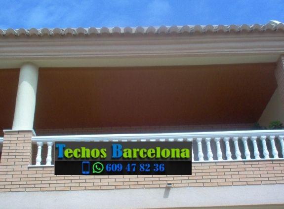 Presupuestos de techos de aluminio en Sant Pol de Mar Barcelona