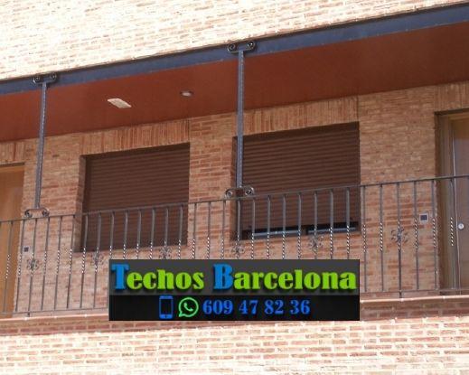 Presupuestos de techos de aluminio en Sant Quintí de Mediona Barcelona