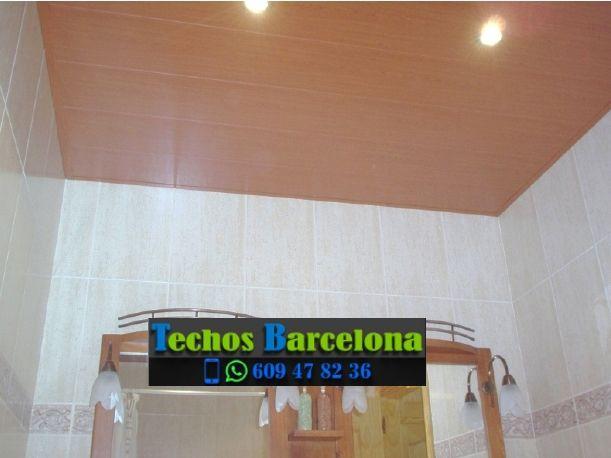 Presupuestos de techos de aluminio en Sant Quirze Safaja Barcelona