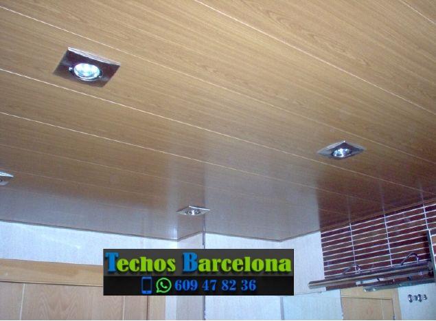 Presupuestos de techos de aluminio en Sant Quirze de Besora Barcelona