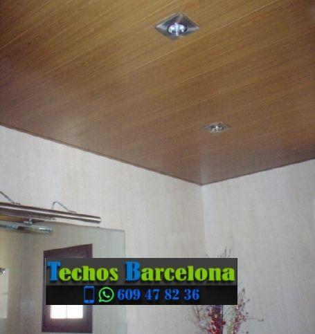 Presupuestos de techos de aluminio en Sant Quirze del Vallès Barcelona