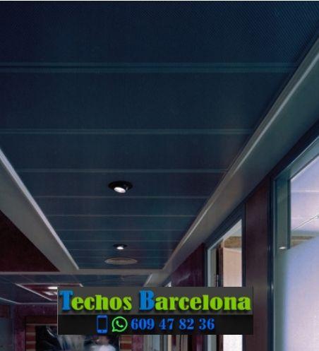 Presupuestos de techos de aluminio en Sant Salvador de Guardiola Barcelona