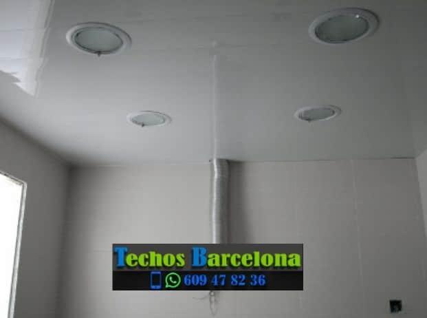 Presupuestos de techos de aluminio en Santa Coloma de Cervelló Barcelona