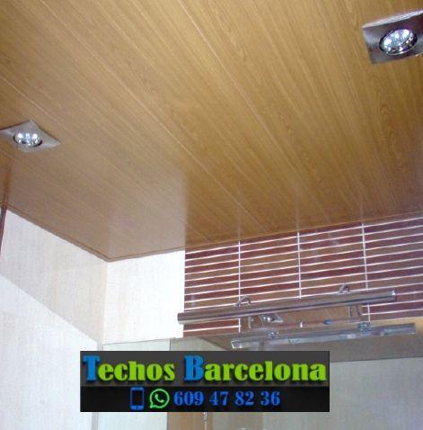 Presupuestos de techos de aluminio en Santa Coloma de Gramenet