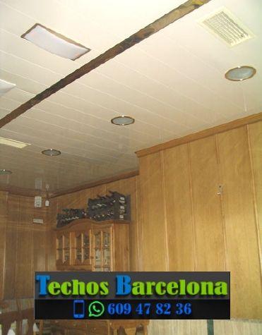 Presupuestos de techos de aluminio en Santa Maria de Masquefa Barcelona