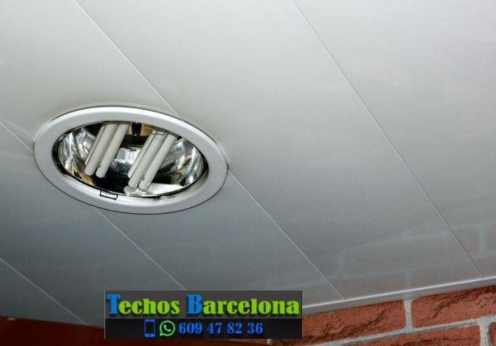 Presupuestos de techos de aluminio en Santa Susanna Barcelona