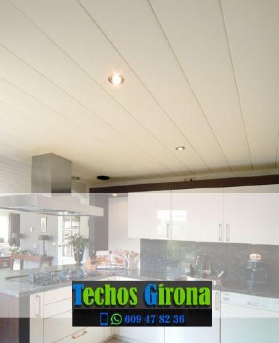 Presupuestos de techos de aluminio en Saus Girona