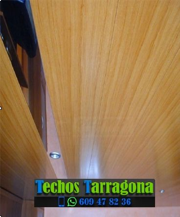 Presupuestos de techos de aluminio en Savallà del Comtat Tarragona