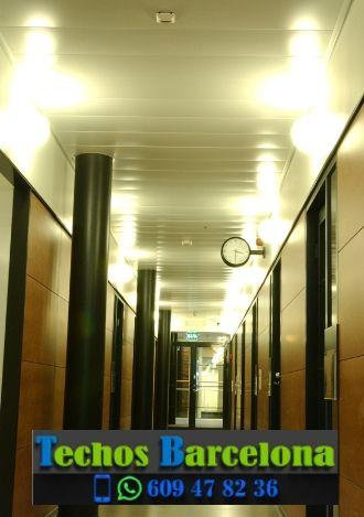 Presupuestos de techos de aluminio en Sentmenat Barcelona