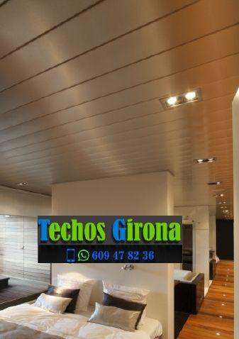 Presupuestos de techos de aluminio en Setcases Girona
