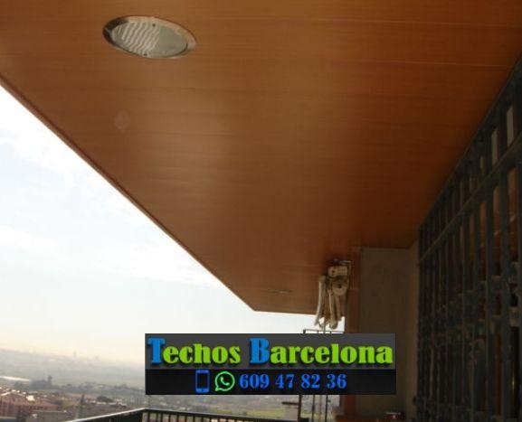 Presupuestos de techos de aluminio en Seva Barcelona