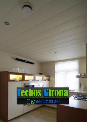 Presupuestos de techos de aluminio en Siurana Girona