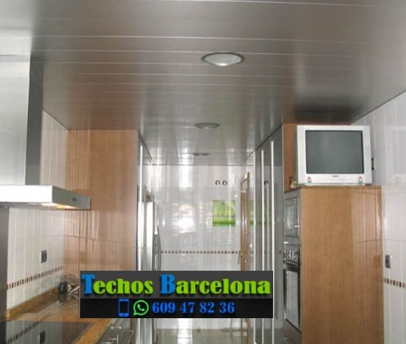 Presupuestos de techos de aluminio en Sora Barcelona