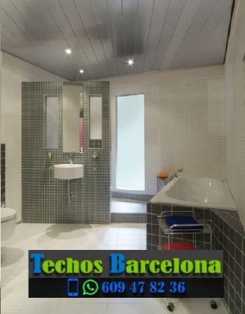 Presupuestos de techos de aluminio en Subirats Barcelona