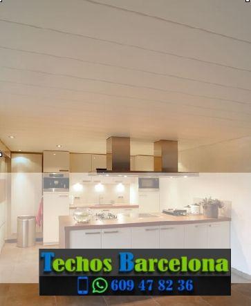 Presupuestos de techos de aluminio en Súria Barcelona