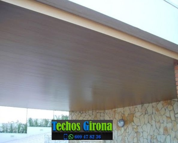 Presupuestos de techos de aluminio en Susqueda Girona