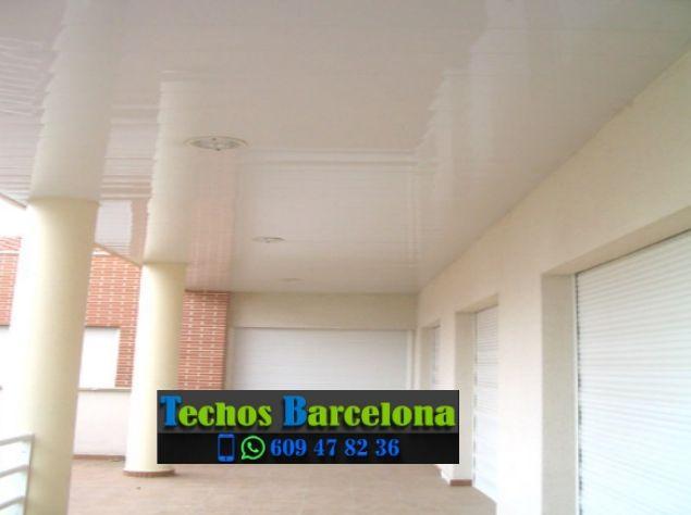 Presupuestos de techos de aluminio en Tagamanent Barcelona