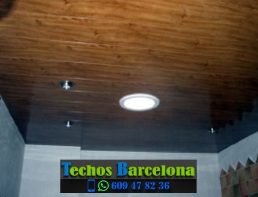Presupuestos de techos de aluminio en Taradell Barcelona