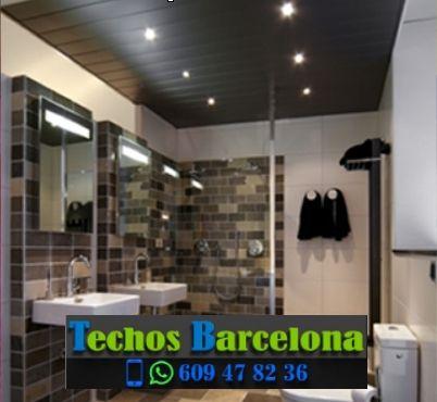 Presupuestos de techos de aluminio en Tiana Barcelona