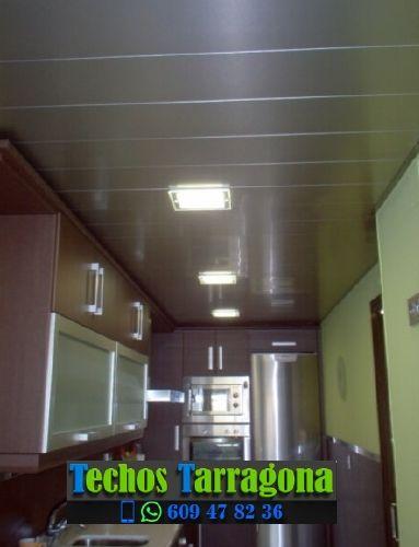 Presupuestos de techos de aluminio en Tivissa Tarragona