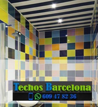 Presupuestos de techos de aluminio en Tona Barcelona