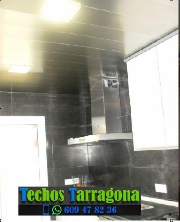 Presupuestos de techos de aluminio en Torredembarra Tarragona