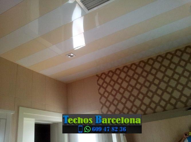 Presupuestos de techos de aluminio en Torrelles de Foix Barcelona