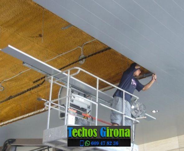 Presupuestos de techos de aluminio en Torrent Girona