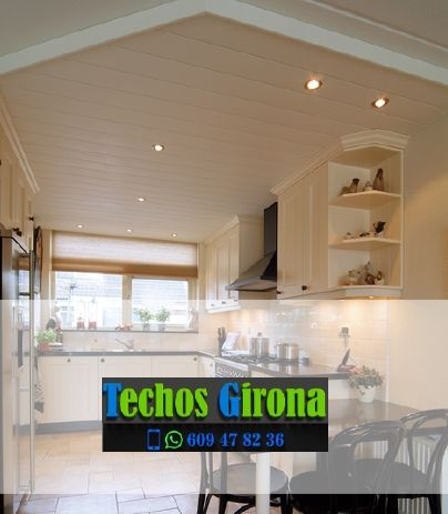 Presupuestos de techos de aluminio en Tortellà Girona