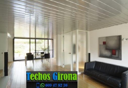 Presupuestos de techos de aluminio en Tossa de Mar Girona