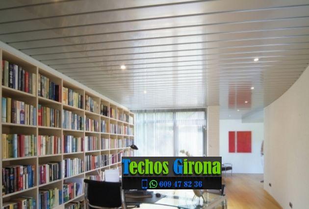 Presupuestos de techos de aluminio en Ullà Girona