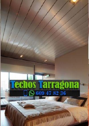 Presupuestos de techos de aluminio en Ulldecona Tarragona