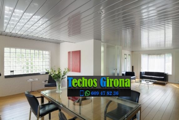 Presupuestos de techos de aluminio en Urús Girona