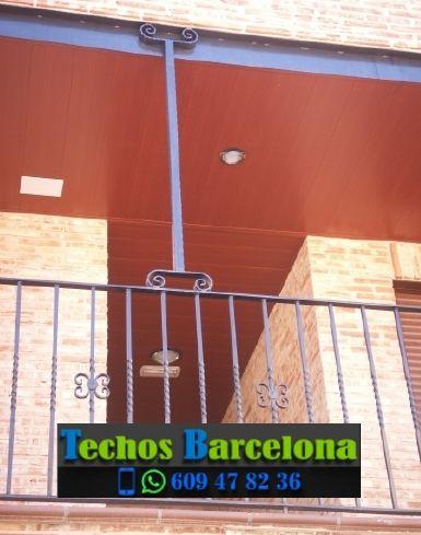 Presupuestos de techos de aluminio en Vallcebre Barcelona