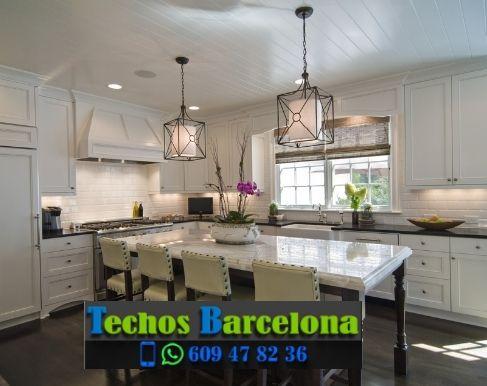 Presupuestos de techos de aluminio en Vallgorguina Barcelona