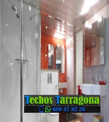 Presupuestos de techos de aluminio en Vallmoll Tarragona