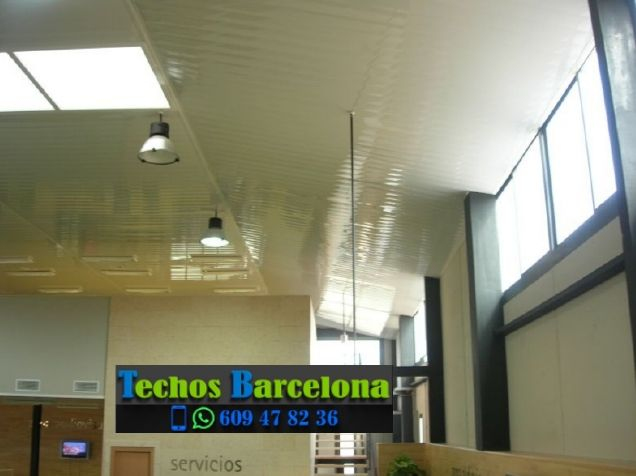 Presupuestos de techos de aluminio en Vallromanes Barcelona